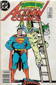 Action Comics (Vol.1) No.560 / 1984 Ambush Bug by Keith Giffen
