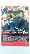 Carte Dragon ball Z Jouons à un jeu... DB-637