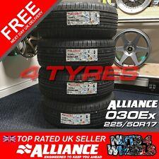 x4 225 50 17 225/50R17 98W XL Alliance Tyres (Yokohama) Mid Range not budget