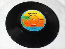 "Hi Tension Girl I Betcha 7"" Single Excellent Vinyl Record WIP 6422"
