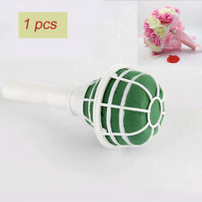 Bridal/Wedding Flower Decoration Bouquet Foam Holder Handle Base Bracket Supply