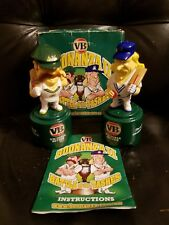 Vintage 2006 VB Boonanza 2 Battle Of The Tashes Talking Cricket Figures