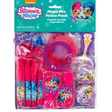 Shimmer and Shine 48 piece Mega Mix Favor Pack