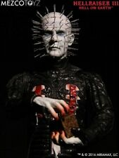 Mezco Hellraiser III Hell on Earth Pinhead 12 Inch Action Figure New