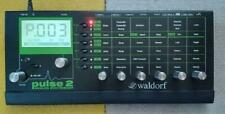 Waldorf Pulse 2 synthesizer Module Free Shipping Used Mint Adapter included