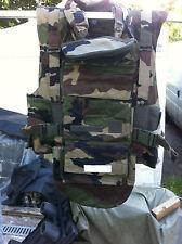 housse gilet pare  balle camo opex légion TDM airsoft armée française militaire