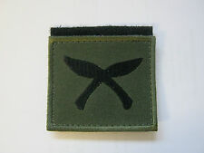 GURKHA TRF IN OLIVE WITH HOOK & LOOP - MILITARY CLOTH FLASH