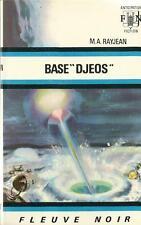 FLEUVE NOIR - ANTICIPATION N° 437 : BASE DJEOS - M.A. RAYJEAN - TTBE !