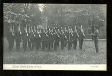LONDON Westminster School Drill early PPC