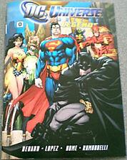 DC UNIVERSE ONLINE LEGENDS 0 MINI PROMO SUPERMAN BATMAN