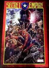 Secret Empire Retailer Exclusive Large Promo Poster New Marvel Comics 2017