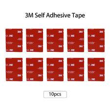 10pcs VIOFO A119 Car Dash Dashboard Camera 3m Flat Sticker Adhesive Mount Pads