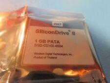 Western Digital SSD-C01G1-4604, SiliconeDrive 11, 1 GB Pata, XS VER. 4.19N
