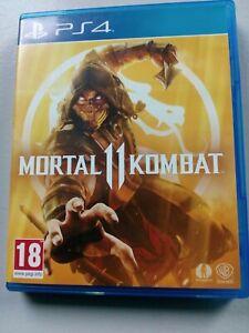 Mortal Kombat 11 (PlayStation 4 , 2019) Uncut