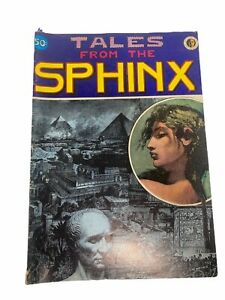 Tales From The Sphinx John Thompson & Susan Morris Kitchen Sink COMIC BOOK
