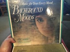 """Readers Digest """" Music for Every Mood """" Record Set"""