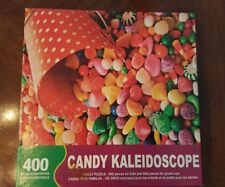 Jigsaw puzzle 400 oversized pcs Springbok Candy Kaleidoscope by Gary Gay
