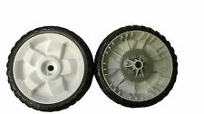 "NEW GENUINE OEM TORO  8""  Wheel Assemblies  with Gear119-3822 Quantity of 2"