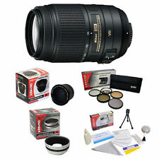 Objetivos teleobjetivos automáticos Nikon para cámaras