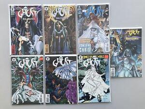 Lot of 14 Ghost (1995 1st Series) Batgirl Special Handbook VF Very Fine