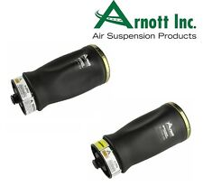 For BMW E53 X5 00-06 ARNOTT Rear Set of Left & Right Suspension Air Springs