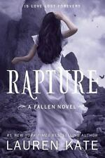 Fallen #4: Rapture by Lauren Kate (2014, Paperback)