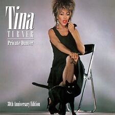 TINA TURNER - PRIVATE DANCER  VINYL LP NEW+