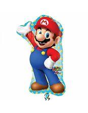 Globo Super Mario Forma 83cm