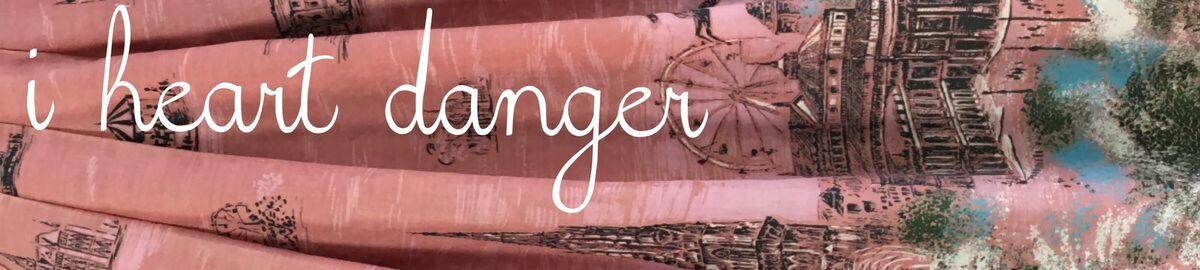 I HEART Danger Vintage