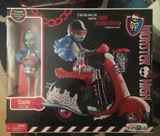 """Monster High - New - Playset + Doll - Ghoulia """"Scooter"""" Pet Owl TRUs Exclusive"""