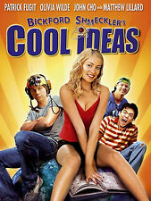 BICKFORD SHMECKLER's COOL IDEAS (DVD) Olivia Wilde John Cho NEW SEALED!