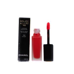 Chanel Pink Lipstick Rouge Allure Ink Liquid Lipstick 44 Vivant - Brand New