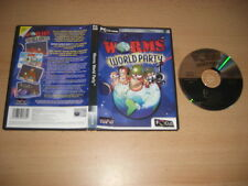 WORMS World Party Pc Cd Rom FO - FAST POST