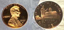 2009 S Lincoln Professional Life Mint Proof Penny - from Original Proof Set