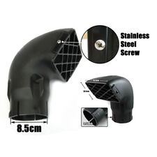 "3.5"" Car SUV Snorkel Head Air Filters Airflow Smoothly Air Ram Head Universal"