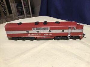 Trainorama Commonwealth Railways GM36 HO (suit Auscision Austrains)