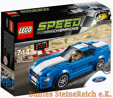 LEGO® Speed Champions: 75871 Ford Mustang GT ! NEU & OVP !