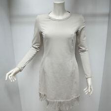 EUROPEAN CULTURE abito donna con maniche mod.10X0 col.BEIGE tg.M inverno 2015