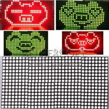 Für Arduino 5P Verbindung 4 In 1 Dot Matrix MCU LED Anzeigemodule DIY Set