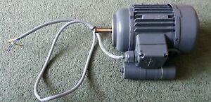 ATB Electric Motor 110/120V 2.20A 50/60Hz 170/1680 min 160c