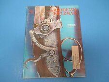 American Rifleman Magazine, December 1973, The Forsyth, Metallic Primer Ancestor