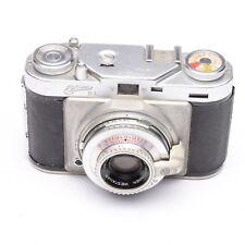 Wirgin Edixa II-L 35mm Rangefinder Camera with Westanar 45mm f/2.8 Lens c.1957