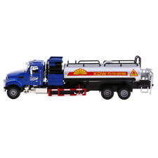 1/50 Scale Alloy Oil Transport Tanker Car Tank Truck Model Vehicle Xmas Gift