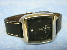 """Men's KENNETH COLE """"Reaction"""" Water Resistant Watch w/ New Battery"""