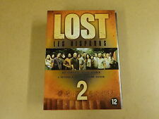 7-DVD BOX / LOST / LES DISPARUS - SEIZOEN 2 / SAISON 2