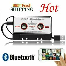 Universal Bluetooth4.0 Car Audio Tape Cas