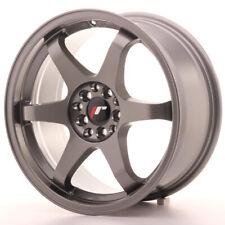 Japan Racing JR3 Alloy Wheel 17x8 - 5x114.3 / 5x100 - ET35 - Gun Metal