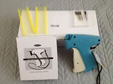 Avery Dennison GP Tagging Gun with 5000 YELLOW kimble tags 25mm & pack 5 needles