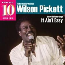 WILSON PICKETT It Aint Easy - Best Of Rounder Records NEW CLASSIC SOUL R&B CD