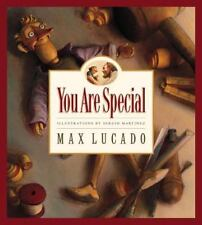 YOU ARE SPECIAL by Max Lucado a Hardcover Children's book FREE USA SHIPPING